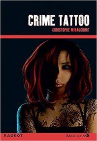 """Résultat de recherche d'images pour """"crime tattoo livre"""""""