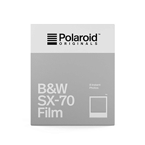Polaroid Originals Instant Color Film for SX-70, White (4676)