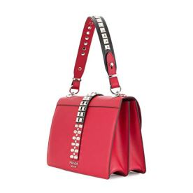 Prada-Elektra-Red-Calfskin-Saffiano-Leather-Studded-Crossbody-Bag-1BA179