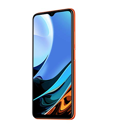 41UUSRzHhrL - Redmi 9 Power (Fiery Red, 4GB RAM, 128GB Storage) - 6000mAh Battery | 48MP Quad Camera | Snapdragon 662 Processor