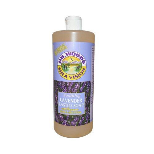 Dr Woods Lavender Castile