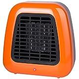 Portable-Mini Heater 400-Watt Personal Ceramic Space Heater for Office Desktop Table Home Dorm, ETL Listed for Safe Use, Orange