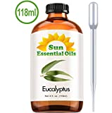 Eucalyptus (Large 4 ounce) Best Essential Oil