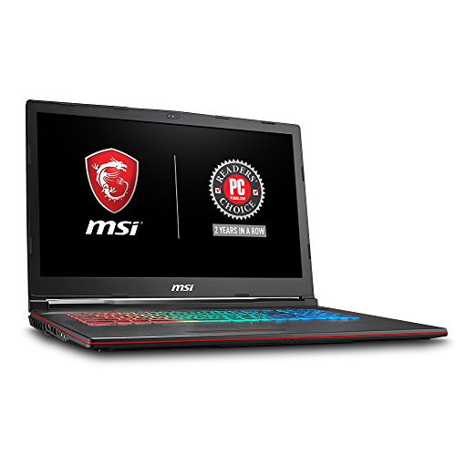 MSI GP73 Leopard-209 Thin and Light Gaming Laptop