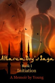 Initiation (A Harem Boy's Saga Book 1) by [Young]