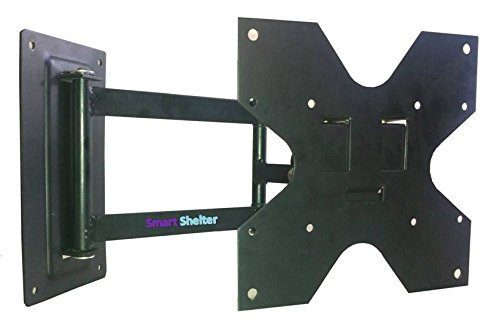 Smart Shelter Swivel Type Movable Wall Mount Bracket For LCD/LED/Plasma TV 12