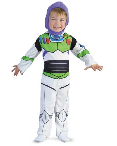 Buzz Lightyear Classic - Size: 3T-4T