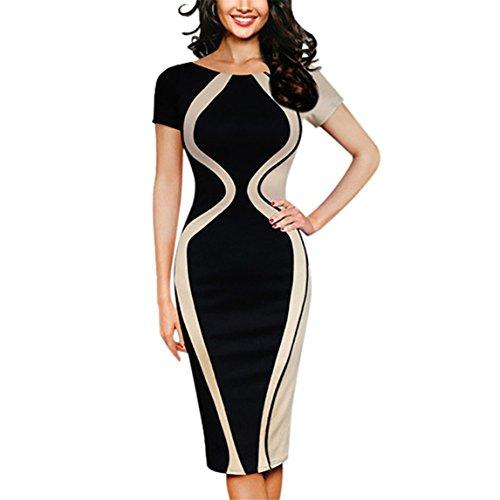 dc60b562229 Nadition Women Work Dresses Clearance ...