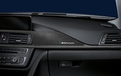 Bmw F30 F31 F34 M Performance Carbon Fiber Alcantara Interior Trim Rhd Version