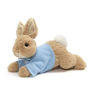 GUND Peter Rabbit Laying Down Plush Stuffed Bunny, 12″ 41UrpY4tHCL
