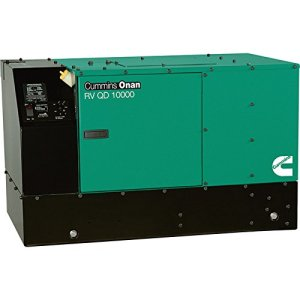 Cummins Onan Quiet Series Diesel RV Generator – 10 kW, Model# 10HDKCA-11506