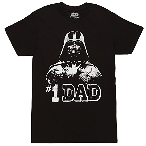 Star Wars - Numero Uno Dad Father's Day T-Shirt (XXX-Large)