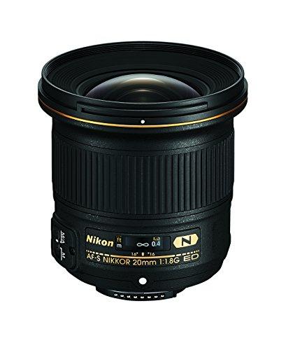 Nikon AF-S NIKKOR 20mm f/1.8G ED Lens – Parent ASIN
