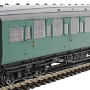 Hornby R4834 BR Ex SR Maunsell Corridor 2nd Class Coach'S1113S, Multi 41V6U4SNa2L