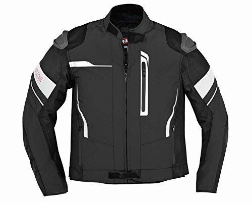 Vega Technical Gear Monarch Jacket (Black, XXX-Large)