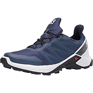Salomon Supercross GTX Men's Trail Running Shoes How Often To Replace Running Shoes]