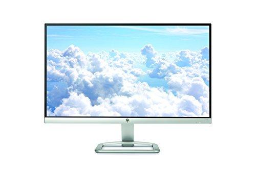 HP 23er 23-inch Full HD (1920 X 1080) IPS LED Backlit Zero Bezel Monitor with HDMI & VGA Port (T3M84AA#ABA, White)