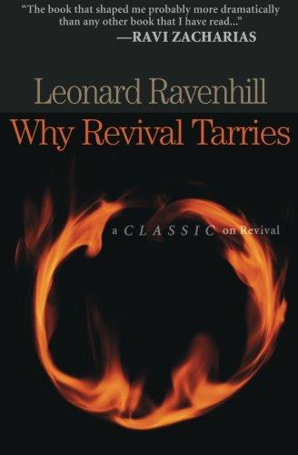 , Why Revival Tarries, PeaceWrites