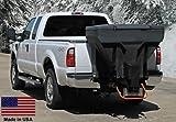 Streamline Industrial SPREADER Commercial - Salt & Sand Tailgate Mounted - V-Box w/Auger - 825 Lb Cap