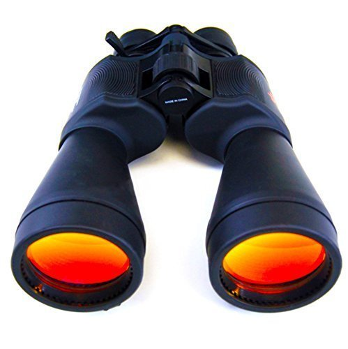 High Quality and Super-binnoculars Day/night 20-50x70 Military Zoom Powerful Extra Long Distance Excellent for Camping Extra Long Zoom Features Multi-coated Lens for Glare and Uv Protection