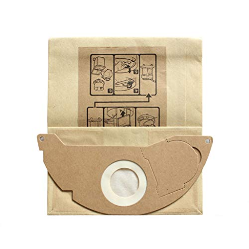 Pangxiannv Filter Paper Dust Bag Set for Vacuums Trash Bag Garbage Bag Compostable Trash Bags Hefty