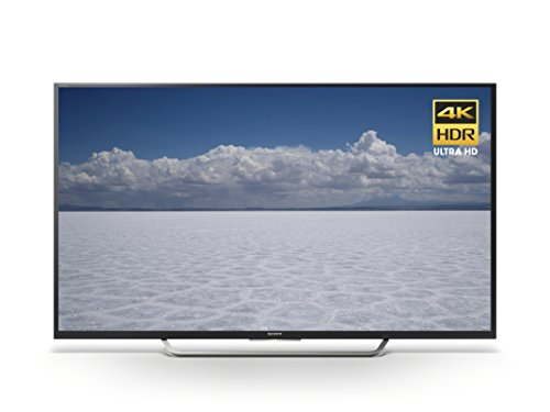 Sony XBR65X750D 65-Inch 4K Ultra HD Smart LED TV (2016 Model), Works with Alexa