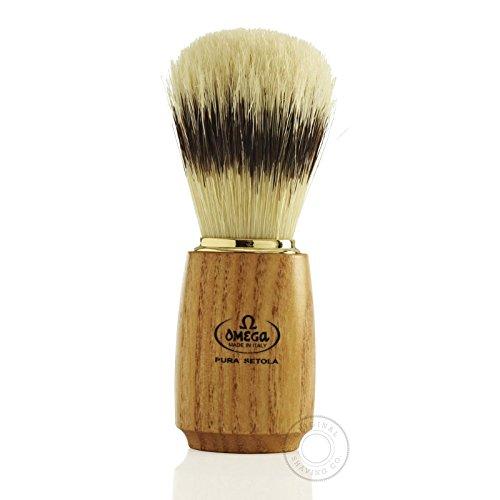 Omega shaving brush 18