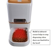 WESTLINK-6L-Automatic-Pet-Feeder-Food-Dispenser-for-Cat-Dog-with-Voice-Recorder-and-Timer-Programmable