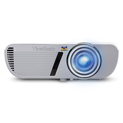 ViewSonic PJD5553LWS Review