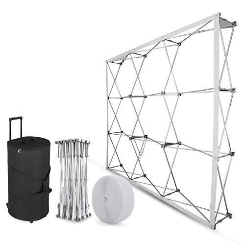 VEVOR-Tension-Fabric-Trade-Show-Display-8x8ft-Aluminum-Display-Booth-Frame-Trade-Show-Display-Stand-with-Carrying-Case