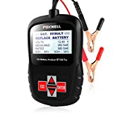 FOXWELL Battery Tester 12V Automotive Battery Analyzer  Health/Faults Detector BT100 Pro