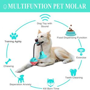 Lamsion-Pet-Supplies-Rubber-Ball-Toy-Multifunction-Pet-Molar-Bite-Toy-with-Suction-Cup-Dog-Ropes-Cleaning-Teeth-Puppy-Dental-Care-Safe-Natural-Nontoxic