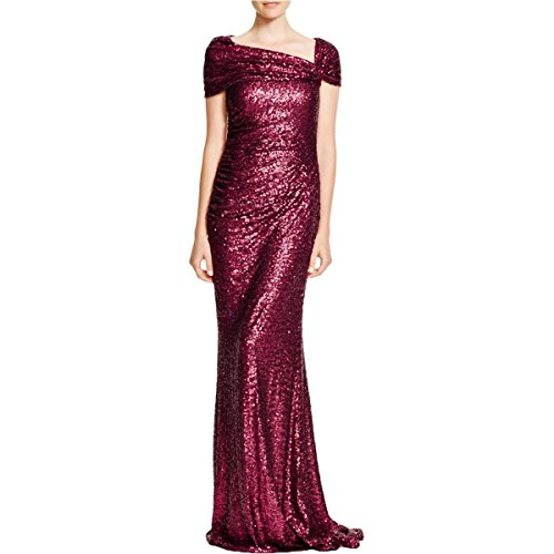 61SFAK5iW3L Badgley Mischka Size Guide Dazzle the room in this absolutely stunning sequined gown. Allover sequins gown has slight weight to it.