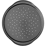 Wilton Perfect Results Non-Stick Pizza Crisper Pan, 14-Inch Pizza Pan