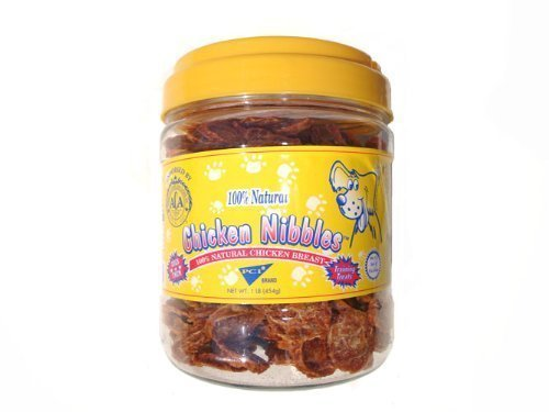 PCI Chicken Nibbles 4- 1lb. Containers 1