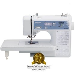 Brother, Computerized Sewing Machine, XR9550PRW, Project Runway Limited Edition