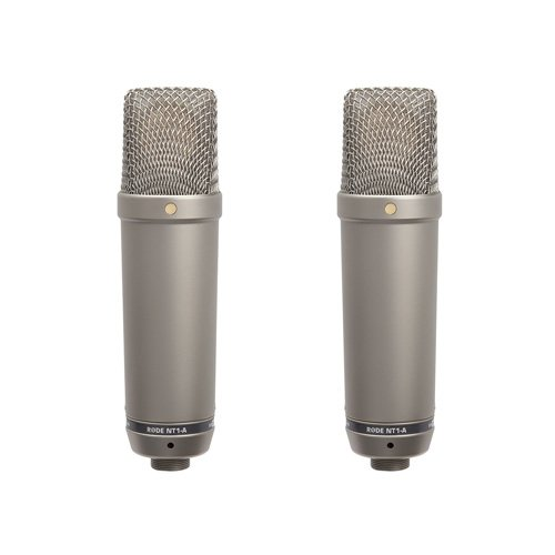 Rode NT1-A-MP Stereo Matched-Pair Microphones