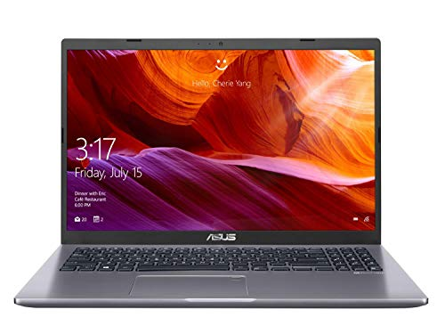 ASUS VivoBook 15 X509UA-EJ342T Intel Core i3 7th Gen 15.6-inch FHD Compact and Light Laptop (4GB RAM/1TB HDD/Windows 10/Integrated Graphics/FP Reader/1.9 kg), Slate Gray 1