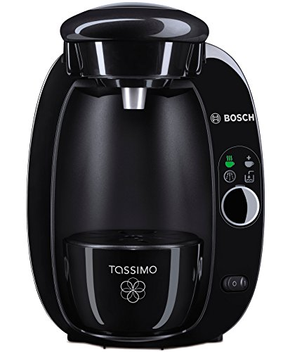 Bosch Tassimo T20 Home Brewing System (Glossy Black)