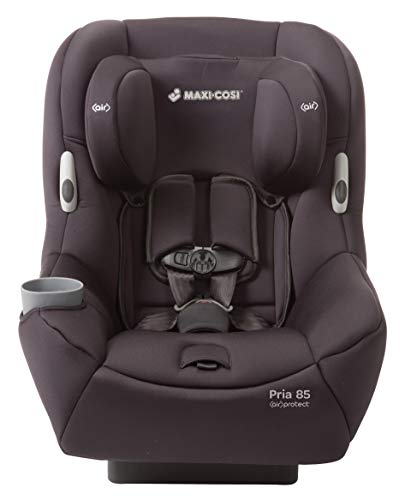 Maxi-Cosi Pria 85 2-in-1 Convertible Car Seat, Devoted Black, One Size