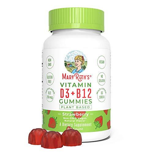 Vegan Vitamin D3+B12