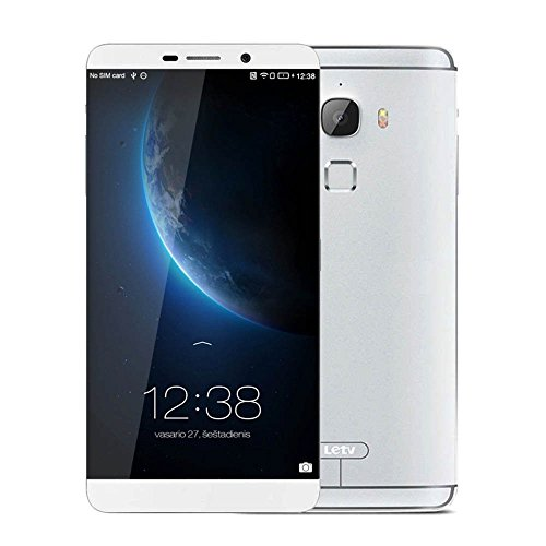 Letv Le Max X900+, RAM 4GB+ROM 64GB, 4G FDD-LTE 6.33 inch Android 5.0 Qualcomm Snapdragon810 Octa Core, Dual SIM, 21.0MP (Silver)