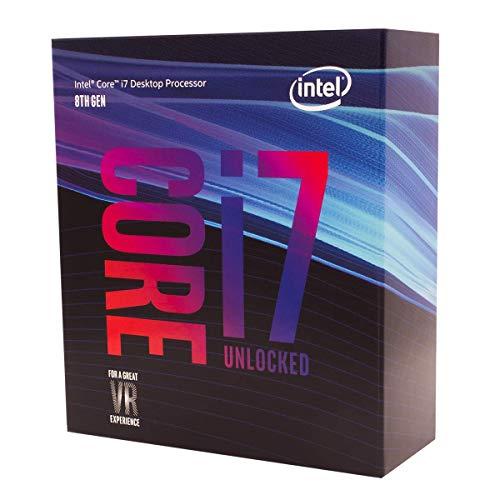 Intel Core i7-8700K Desktop Processor 6 Cores...