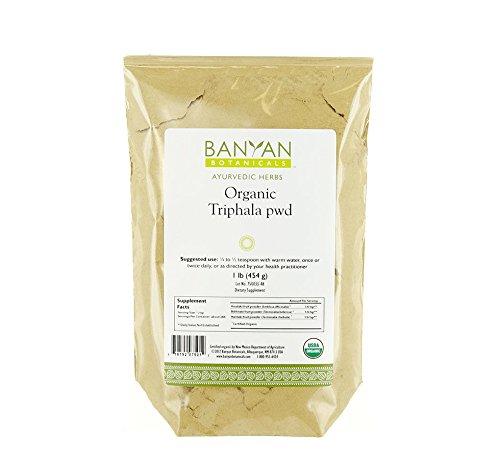 Banyan Botanicals Triphala Powder