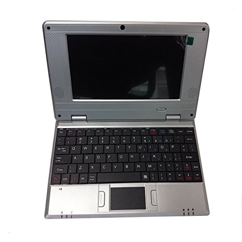 41Wepy90CYL - NEW 4Gb 7 inch Pink Mini Laptop Netbook. Android 2.2. Latest Software. Latest build.