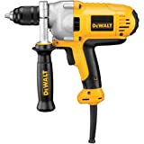 DEWALT Electric Drill, Mid Handle Grip, 1/2-Inch, 10-Amp (DWD215G)