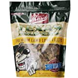 Merrick Texas Hold em's Lamb Lung Fillets Treats for Dogs, 12-Ounce