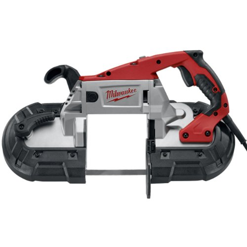 Milwaukee 6238-20 AC/DC Deep Cut Portable Two-Speed Band Saw
