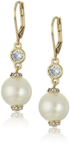 41WzKP7U1%2BL Items that are handmade may vary in size, shape and color Made in China Faux pearl, glass stone, gold plated metal