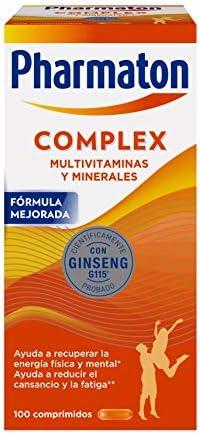 Pharmaton Complex – Multivitamínico con